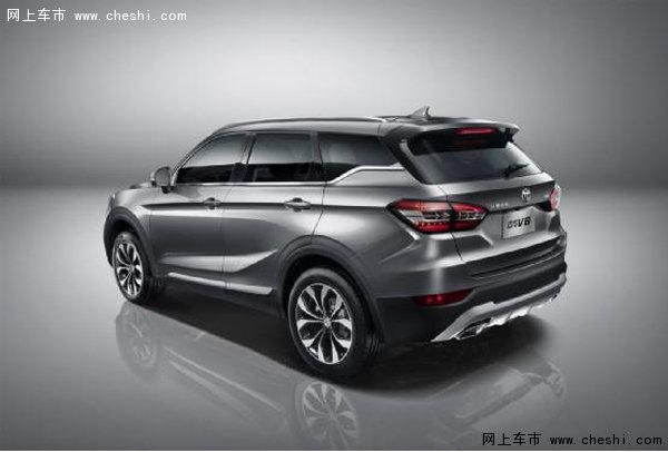 颠覆格局宽体智联华晨中华V6全球首发-图5