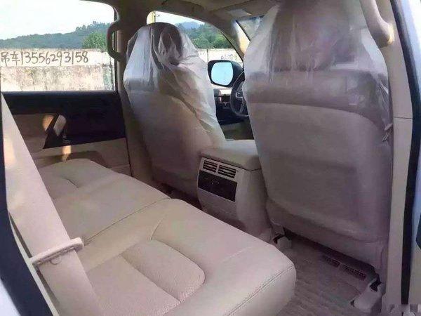 丰田酷路泽4600 高傲不屈17款陆巡V8破底-图6