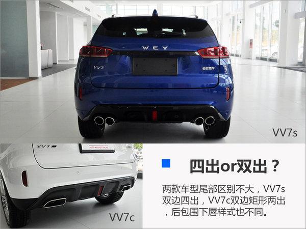 [成都新车]自主高端新定义 全新WEY-VV7-图4