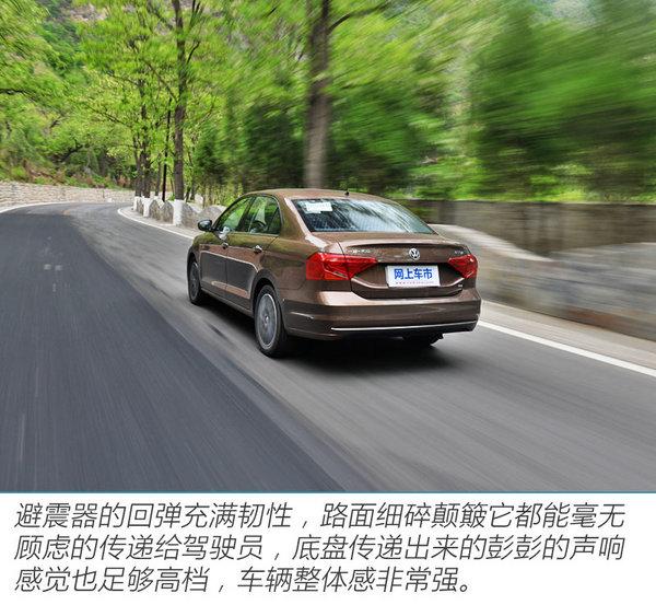 驾轻就熟 评测体验2017款大众捷达1.5L-图8