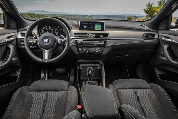 BMW X家族迎来新成员 全新BMW X2亮相-图8