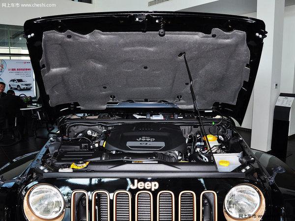 Jeep牧马人现优惠5万 部分车型有现车-图4