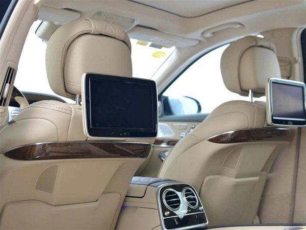 17款奔驰迈巴赫S600 美规价格津门最优惠-图8