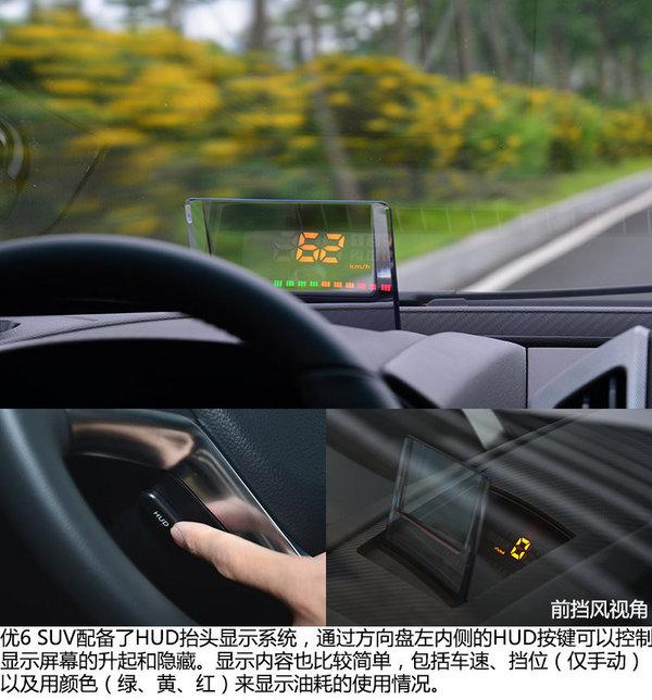 同价位个性SUV 纳智捷U6对比标致3008