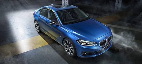 天猫预定全新BMW 1系运动轿车 惊喜不断!-图2