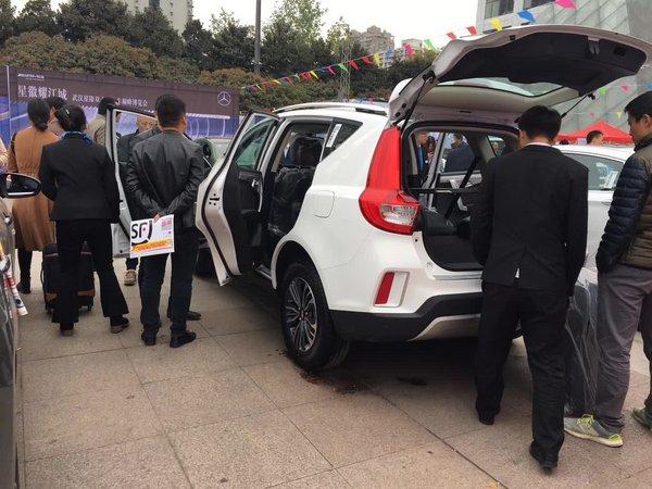 武汉车展人气高涨,两天销量突破427台!-图5