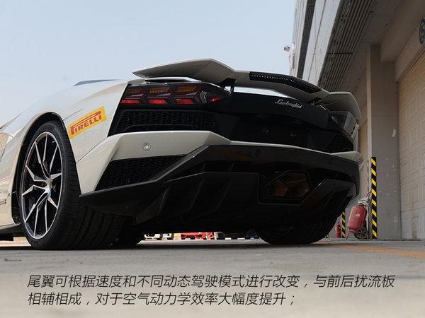 体验全新Aventador S 兰博基尼赛道驾驶培训-图10