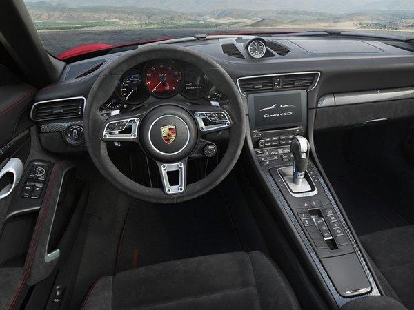 保时捷911售价169.8万起 竞争日产GTR-图3