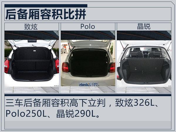 专治买车纠结症 致炫对比Polo/晶锐-图10