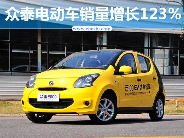 众泰电动车销量增长123% 年内将推出两款新车-图1