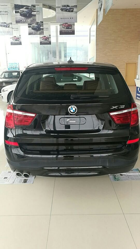 2016款宝马X3中东版 2.0T汽油让利价42万-图6