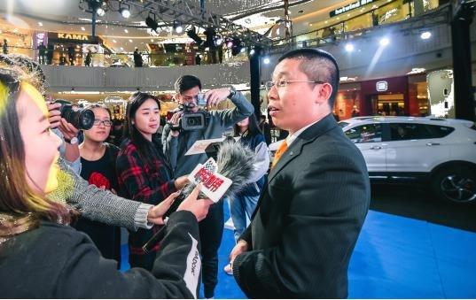 专访海马汽车刘毅:紧跟时代玩转跨界营销-图1