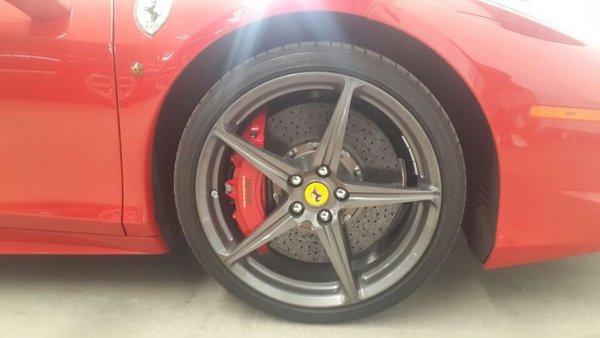 法拉利458全系颜色齐全 现车销售最低价