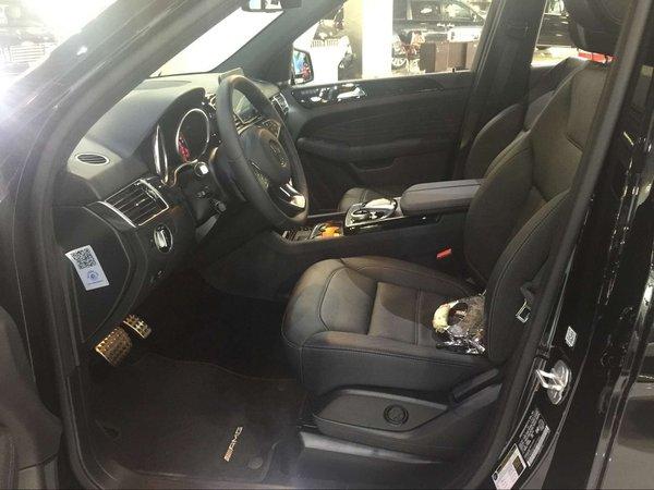2017款奔驰GLE43 AMG配置 现车销售全国-图8