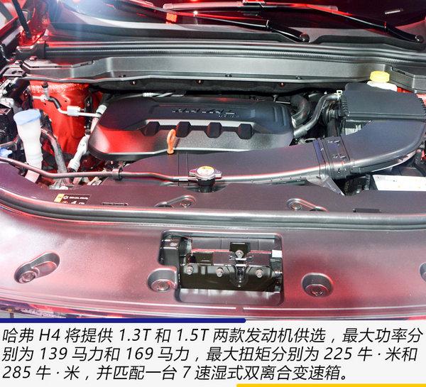 它们是国内车市的希望 广州车展中国品牌十大SUV-图6