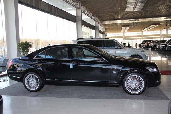 奔驰迈巴赫S600L顶配座驾 本月限时降价-图3