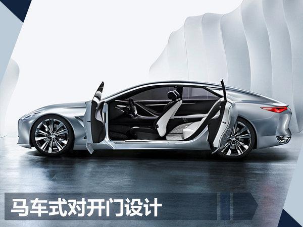 英菲尼迪两款新车将发布 概念车尺寸超帕纳梅拉-图5