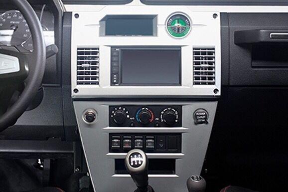 2017款北汽勇士特卖 2.0T汽油特价12.5万-图6