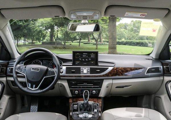众泰Z700平价销售9.98万起竞争争东风A9-图2