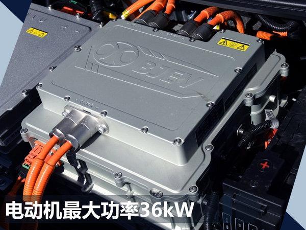 北汽新能源LITE内饰首爆 连屏设计/科技感强烈-图5