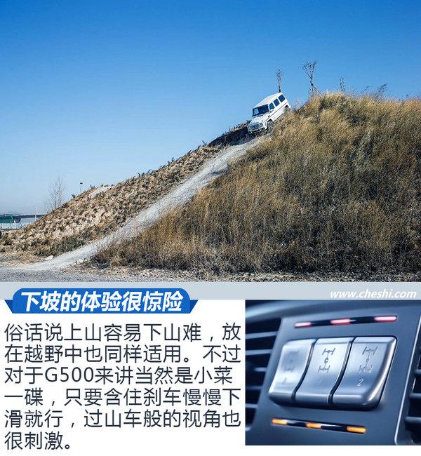 当经典碰撞格调 奔驰G级&GLC级 试驾体验-图6