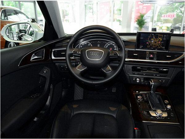 2017款奥迪A6L报价 奥迪A6L现车降价优惠高清图片