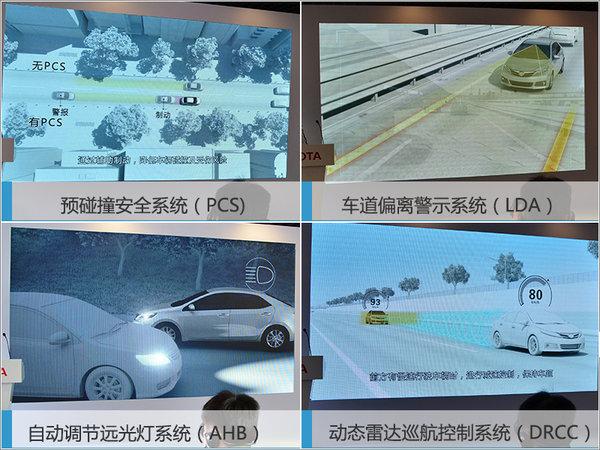 专业赛车场内 体验丰田规避碰撞辅助套装-图6