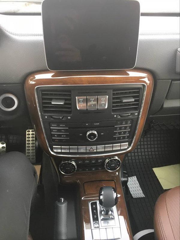 17款奔驰G500现车 优雅复古越野降价飓风-图6