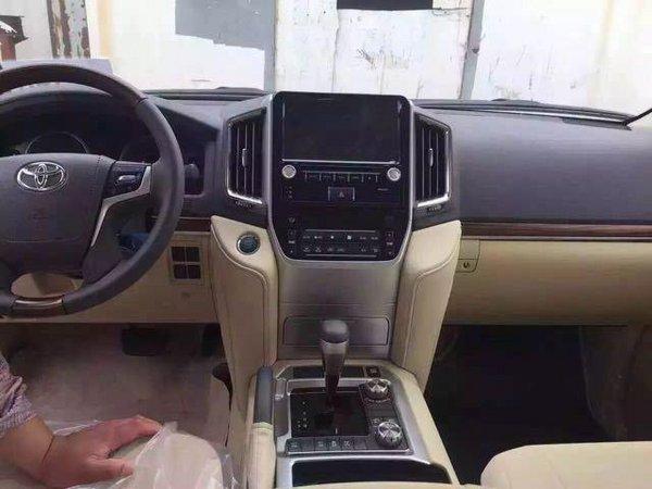 17款丰田V8热销全国 酷路泽5700中东价格-图4