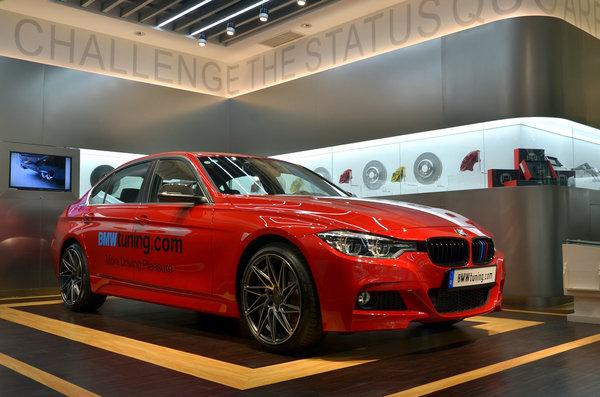 个性+实用 BMWtuning推BMW 3系升级版-图6