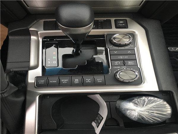 18款中东丰田酷路泽5700VXR 七座版顶配-图8
