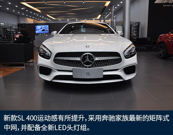奔驰SL级1月21日团购 顶级家轿卓越促销-图2