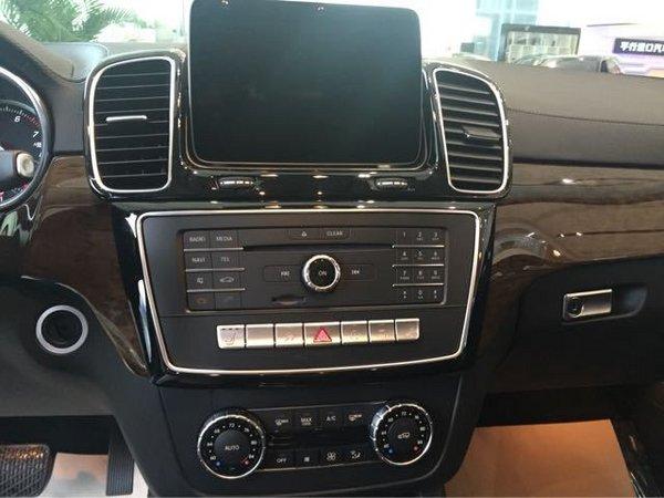 2017款奔驰GLS450低价行情 春节GLS便宜-图8