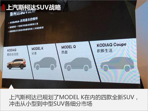 斯柯达推全新小型SUV 竞争本田XR-V(图)-图2