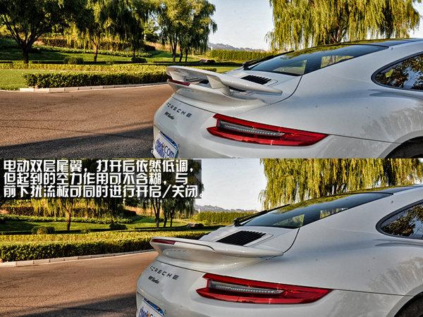 赛道or直线?单挑随便你 新911Turbo怎么样-图10