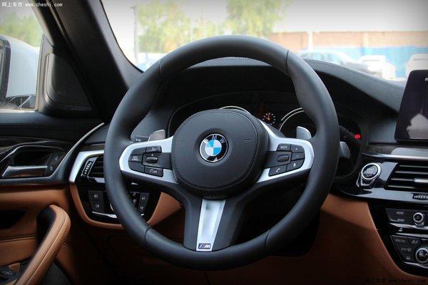 王者的对决 全新BMW 5系强势来袭-图10