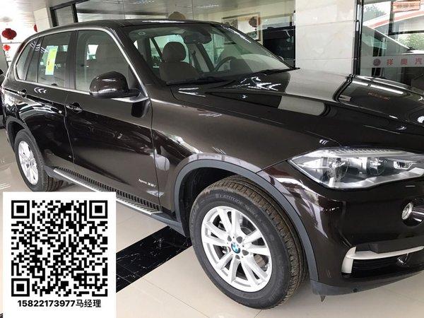 宝马X5中东版新行情 平行进口越野车特惠-图5