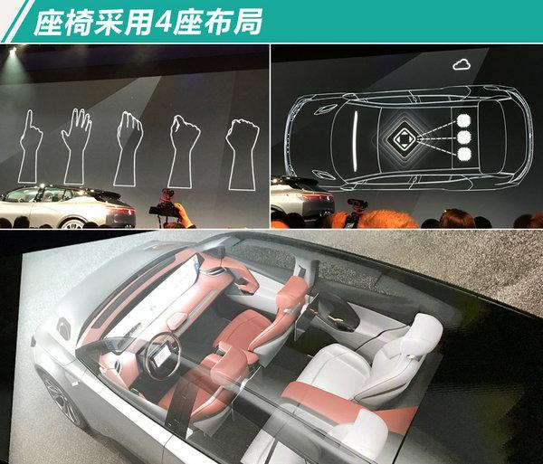 拜腾汽车首款SUV全球首发 明年上市/29万起售-图3