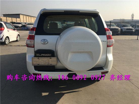 2017款丰田霸道2700中东版团购降价潮