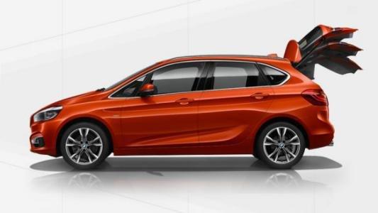 新BMW 2系旅行车 二胎时代的出行新方式-图3