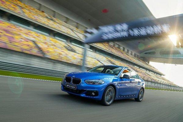 年轻时尚不尬聊 全新BMW 118i运动轿车-图4