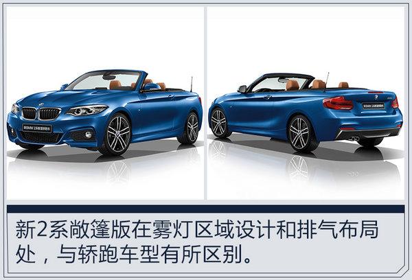 宝马新2系/M2/1系等四新车上市 最高降价1.4万-图5