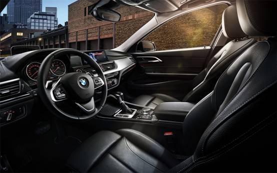 全新BMW 1系运动轿车为年轻人而来-图6
