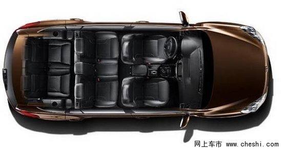 全新吉利豪情7座SUV 预售价12 15万