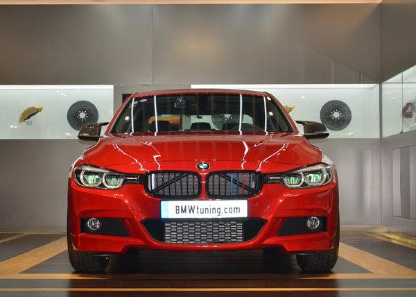 个性+实用 BMWtuning推BMW 3系升级版-图1