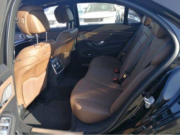 奔驰迈巴赫S450/S560/S650 现车足新年惠-图7