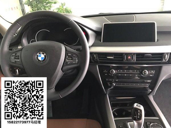 宝马X5中东版新行情 平行进口越野车特惠-图7