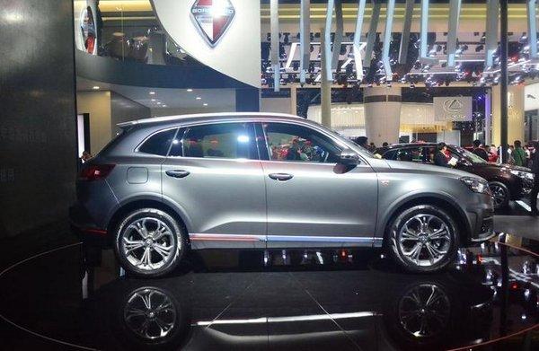 喜欢驾驶的请看过来 广州车展必看十大运动车型-图8