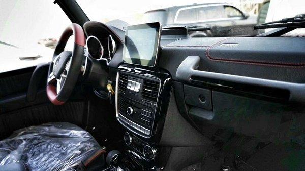 18款中东奔驰G500全球限量发售 手续齐全-图5