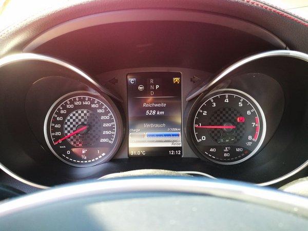触手可及 梅赛德斯 奔驰C43 AMG-图7
